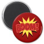 Boom! Fridge Magnets