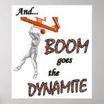 Boom Goes the Dynamite Print