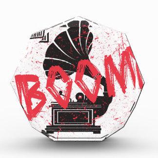 Boom Gramophone White Award