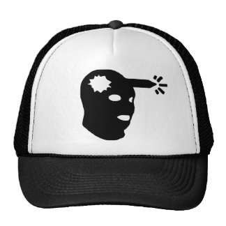 Boom Headshot Trucker Hat