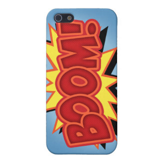 Boom! iPhone SE/5/5s Cover