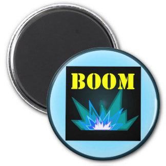 boom magnet