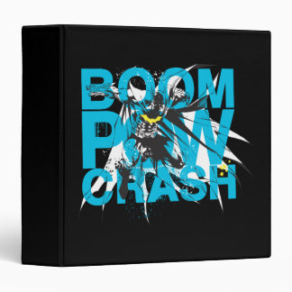 Boom Pow Crash Binder