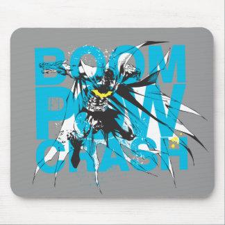 Boom Pow Crash Mouse Pad