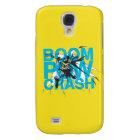 Boom Pow Crash Samsung S4 Case