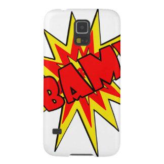 Boom! SFX Cartoon Case For Galaxy S5
