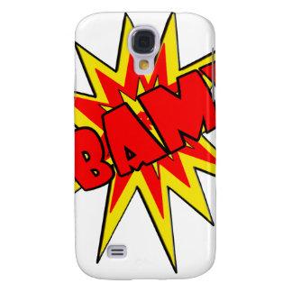 Boom! SFX Cartoon Galaxy S4 Cover