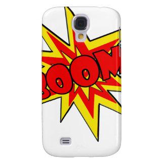 Boom! SFX Cartoon Samsung Galaxy S4 Cover