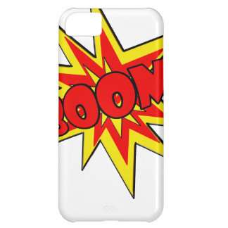 Boom! SFX Cartoon Cover For iPhone 5C