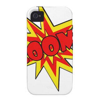 Boom! SFX Cartoon iPhone 4/4S Case