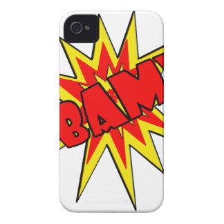 Boom! SFX Cartoon iPhone 4 Case
