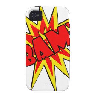 Boom! SFX Cartoon iPhone 4 Cases