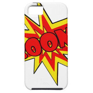 Boom! SFX Cartoon iPhone 5 Cover