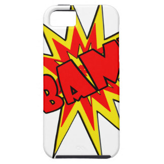 Boom! SFX Cartoon iPhone 5 Covers