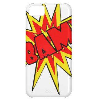 Boom! SFX Cartoon iPhone 5C Cases