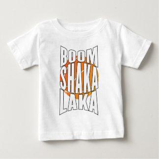 Boom Shaka Laka Baby T-Shirt
