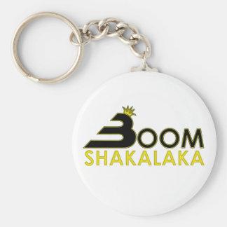 Boom Shakalaka Keychain