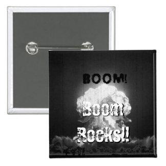 Boom Square Button