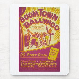 Boom Town Balyhoo Mouse Pad