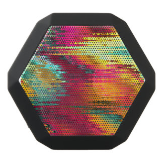 Boombot REX/Abstract Black Bluetooth Speaker