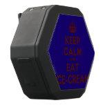 [Crown] keep calm and eat ice-cream  Boombot REX Speaker Black Boombot Rex Bluetooth Speaker