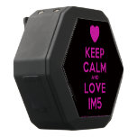 [Love heart] keep calm and love im5  Boombot REX Speaker Black Boombot Rex Bluetooth Speaker