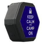 [Campervan] keep calm and camp on  Boombot REX Speaker Black Boombot Rex Bluetooth Speaker