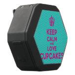 [Cupcake] keep calm and love cupcakes  Boombot REX Speaker Black Boombot Rex Bluetooth Speaker