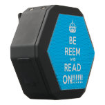 [Crown] be reem and read on!!!!!!  Boombot REX Speaker Black Boombot Rex Bluetooth Speaker