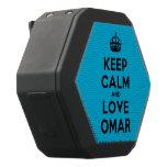 [Crown] keep calm and love omar  Boombot REX Speaker Black Boombot Rex Bluetooth Speaker