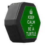 [Crown] keep calm and be a turtle  Boombot REX Speaker Black Boombot Rex Bluetooth Speaker