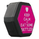 [Love heart] keep calm and eat some skittles!  Boombot REX Speaker Black Boombot Rex Bluetooth Speaker