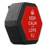 [Crown] keep calm and love pj  Boombot REX Speaker Black Boombot Rex Bluetooth Speaker