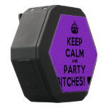 [Crown] keep calm and party bitches! [Love heart]  Boombot REX Speaker Black Boombot Rex Bluetooth Speaker