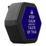 [Crown] keep calm and eat taste of thai  Boombot REX Speaker Black Boombot Rex Bluetooth Speaker