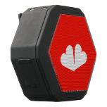[Two hearts]  Boombot REX Speaker Black Boombot Rex Bluetooth Speaker