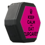 [Cupcake] keep calm and eat cupcakes  Boombot REX Speaker Black Boombot Rex Bluetooth Speaker