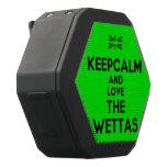 [UK Flag] keepcalm and love the wettas  Boombot REX Speaker Black Boombot Rex Bluetooth Speaker