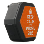 [Crown] keep calm and #hope 2013  Boombot REX Speaker Black Boombot Rex Bluetooth Speaker