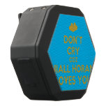 [Two hearts] don't cry coz niall horan loves you  Boombot REX Speaker Black Boombot Rex Bluetooth Speaker