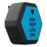[Love heart] keep calm and love cma  Boombot REX Speaker Black Boombot Rex Bluetooth Speaker