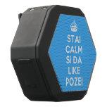[Crown] stai calm si da like pozei  Boombot REX Speaker Black Boombot Rex Bluetooth Speaker