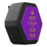 [Crown] keep calm and pun pun  Boombot REX Speaker Black Boombot Rex Bluetooth Speaker