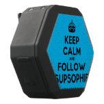 [Crown] keep calm and follow supsophie  Boombot REX Speaker Black Boombot Rex Bluetooth Speaker