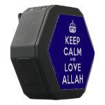 [Crown] keep calm and love allah  Boombot REX Speaker Black Boombot Rex Bluetooth Speaker