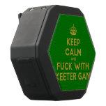 [Crown] keep calm and fuck with skeeter gang  Boombot REX Speaker Black Boombot Rex Bluetooth Speaker