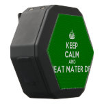 [Crown] keep calm and beat mater dei  Boombot REX Speaker Black Boombot Rex Bluetooth Speaker