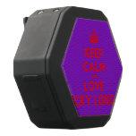 [Crown] keep calm and love nicky longo  Boombot REX Speaker Black Boombot Rex Bluetooth Speaker
