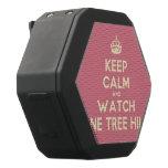 [Crown] keep calm and watch one tree hill  Boombot REX Speaker Black Boombot Rex Bluetooth Speaker