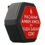 [Campfire] pacaran ambek kimcil iku kudu sabar cok!  Boombot REX Speaker Black Boombot Rex Bluetooth Speaker